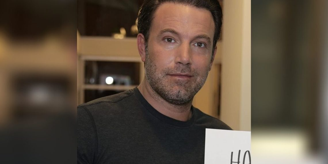 Ben Affleck reaparece en Boston