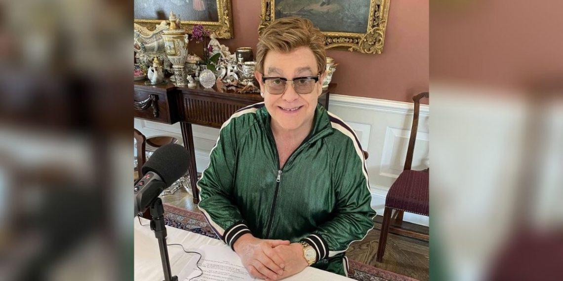 Elton John critica al Vaticano