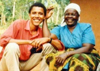 Barack Obama abuela