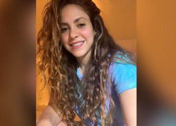 Shakira tiene un sobrino cantante llamado Shafik Mebarak