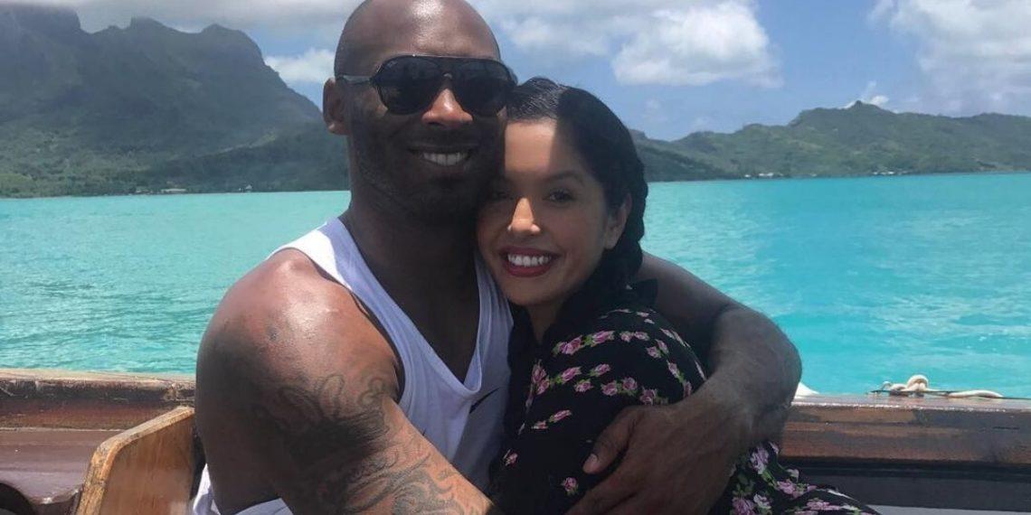 Vanessa y Kobe Bryant. Foto: Instagram/ vanessabryant