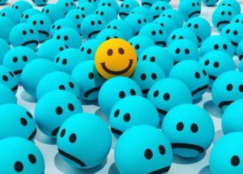 emojis si tuvieran caras humanas
