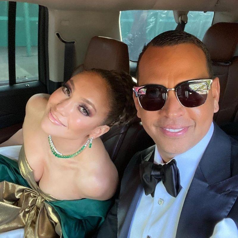 Jennifer Lopez ruptura Alex Rodríguez
