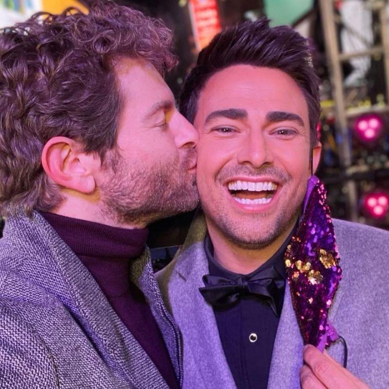 Jonathan Bennett boda gay
