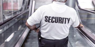 Vigilante cajero automático