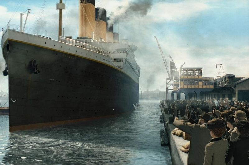 Lo que fue real en Titanic