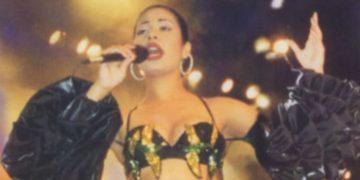 Selena Quintanilla niña