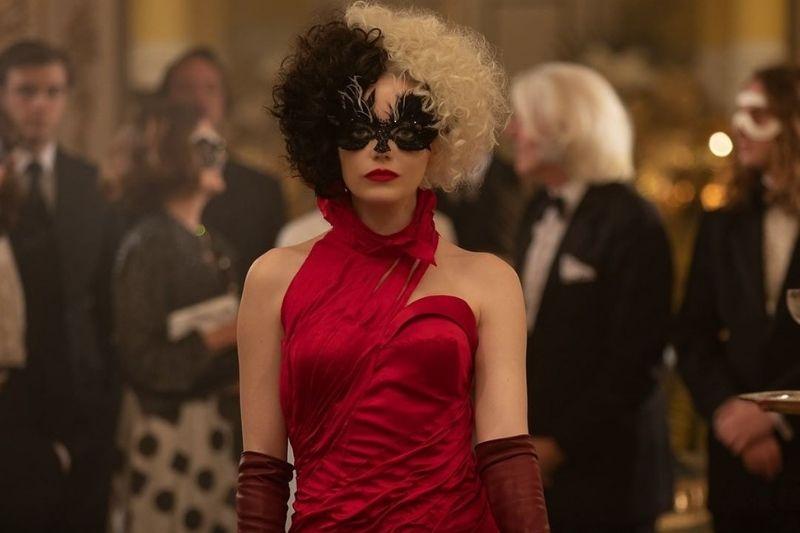 Proceso de vestuario y maquillaje en 'Cruella'