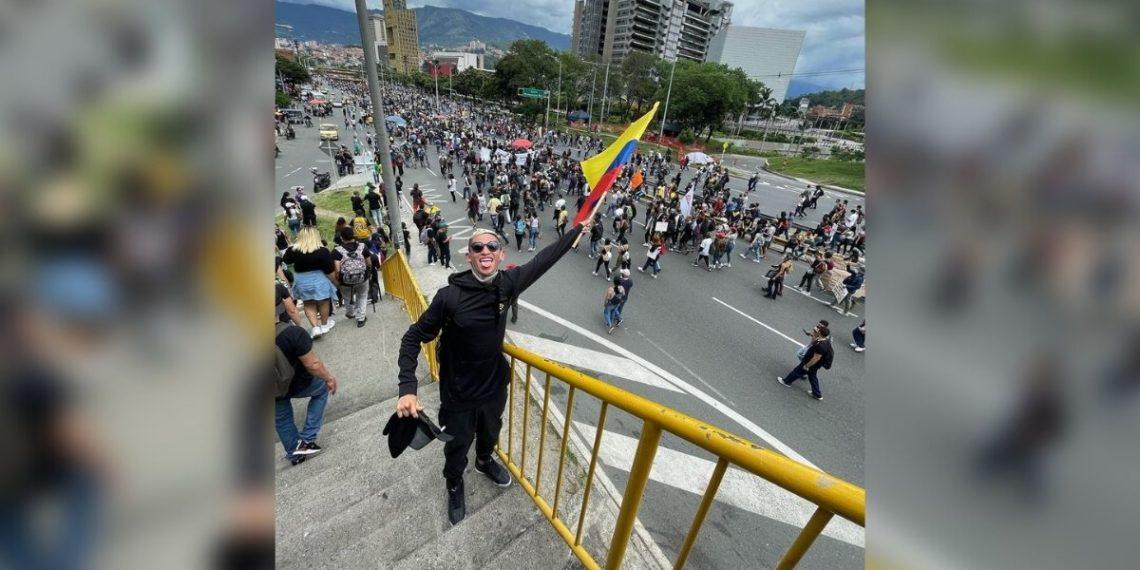 'La Liendra' envió un mensaje al presidente de Colombia
