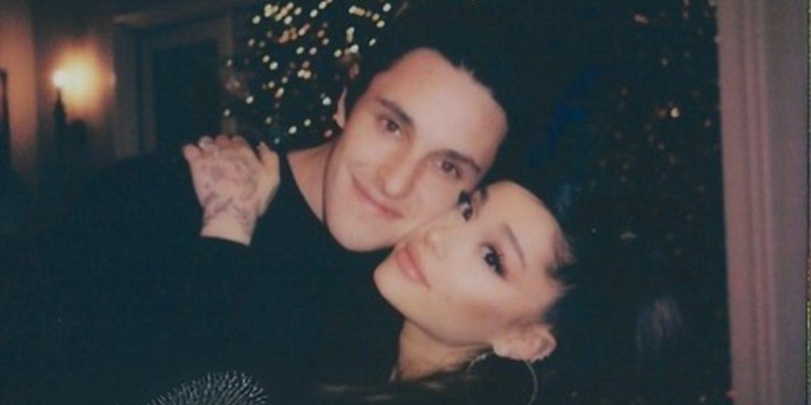 Quién es Dalton Gomez, el nuevo esposo de Ariana Grande