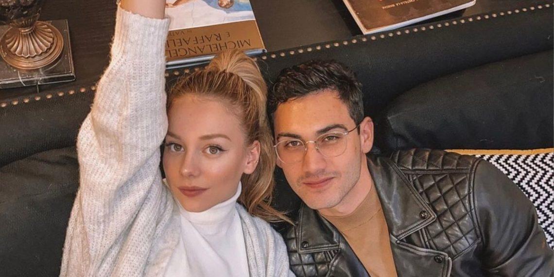 Ester Expósito habría terminado con su novio Alejandro Speitzer