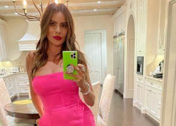 Sofía Vergara recordó cómo era en su juventud. Fuente: Instagram @sofiavergara