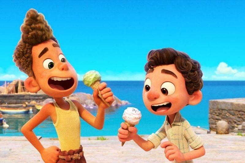 ¿Luca de Pixar en realidad se trata de un romance gay?
