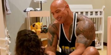 Padres famosos que hacen de la crianza un mundo más divertido para sus hijos