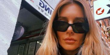 Valentina Ferrer, novia de J Balvin, compartió foto de su embarazo