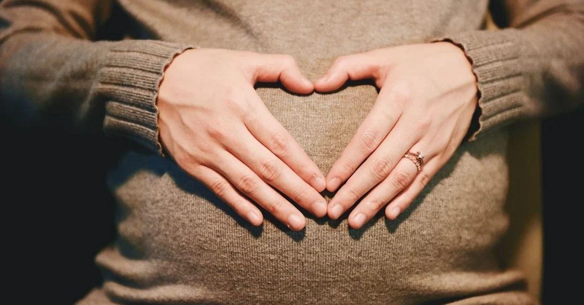 Mujer embarazo