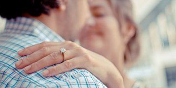 Propuesta matrimonio esgrimista