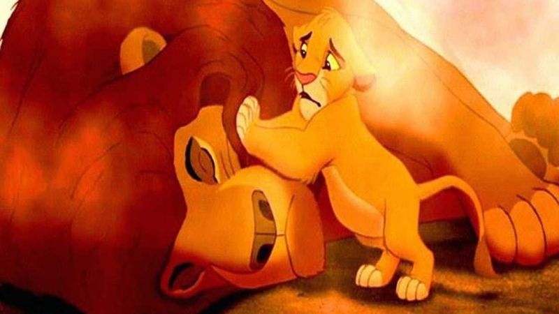 Mascotas reaccionan a El Rey León