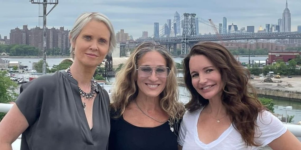 Carrie y Big se están divorciando: así comenzaría el nuevo 'Sex and the City'