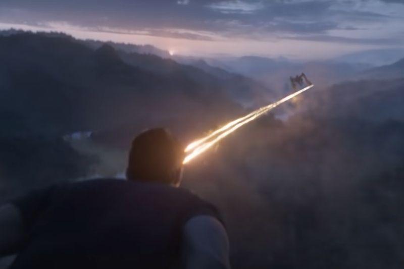 ¿'Eternals' copió a 'Superman'?