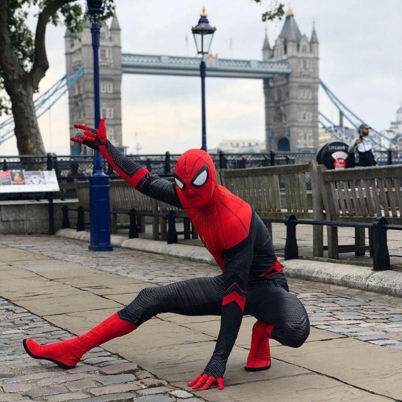 Filtran tráiler de Spider-Man