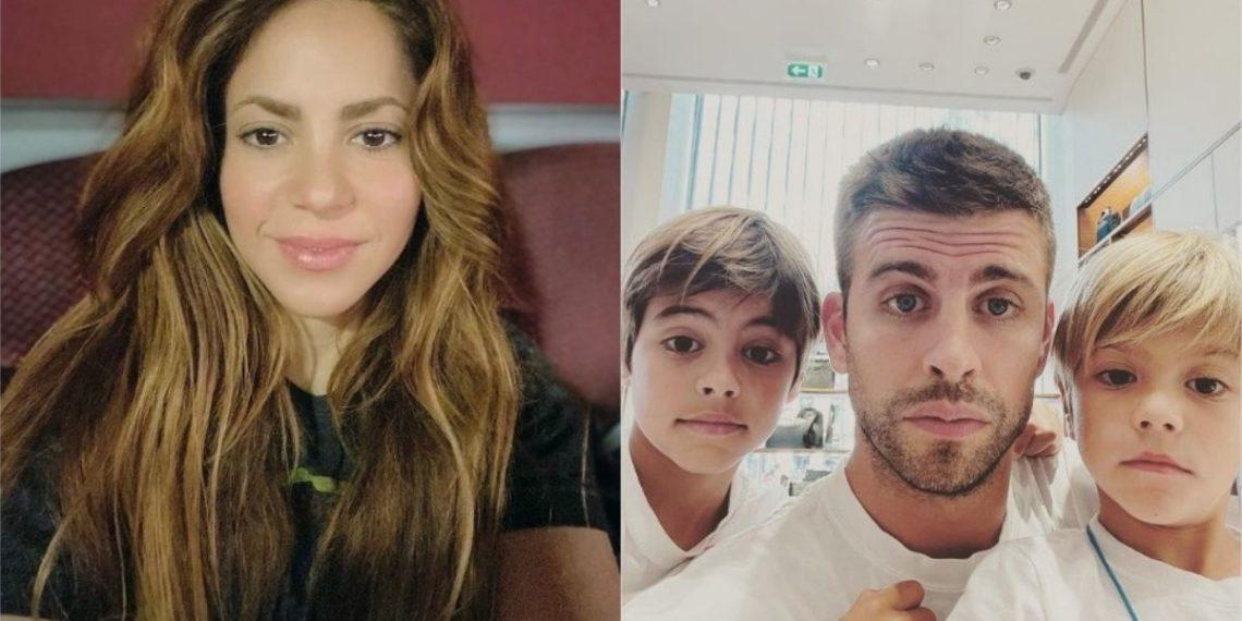 Milan el hijo de Shakira y Piqué que enamoró a todos en redes sociales