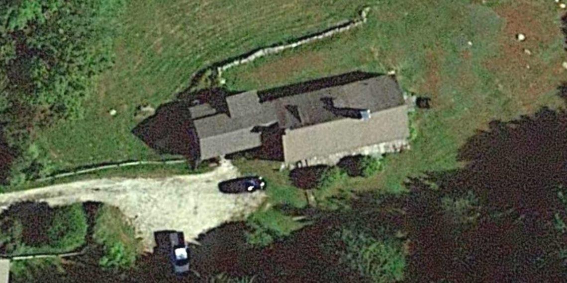 Ponen en venta la misteriosa casa que inspiró la película 'El Conjuro'. Foto: Google Earth