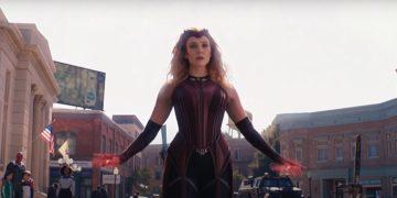 Elizabeth Olsen deslumbró con su vestido