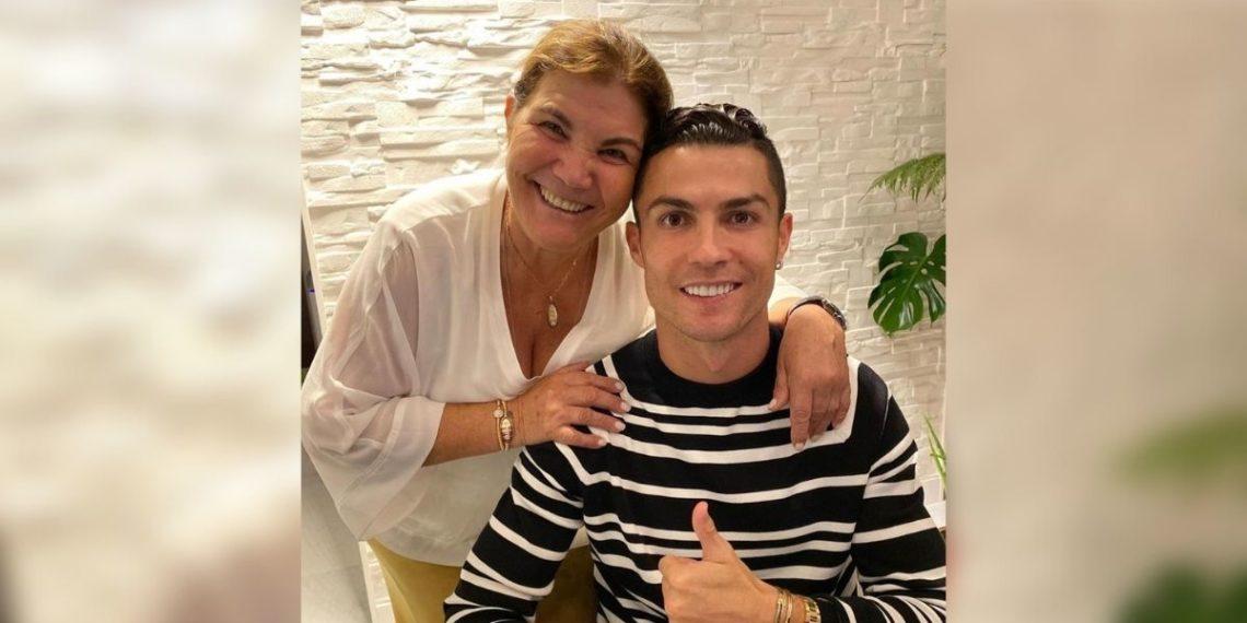 La conmovedora reacción de la madre de Cristiano Ronaldo