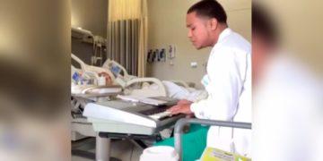 De pandillero a cantar en los hospitales: la historia del latino que ahora triunfa en TikTok