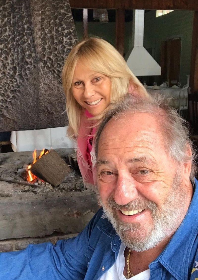 Falleció el esposo de Ana Rosenfeld