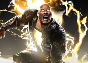Dwayne Johnson presenta el primer vistazo de 'Black Adam'