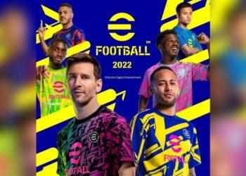 'eFootball 2022' se estrenó con numerosos errores técnicos
