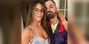 Mike Bahía le pidió matrimonio a Greeicy