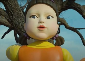 Toy story escena de 'El juego del calamar'