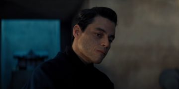Rami Malek interpreta al villano de la última película del '007'