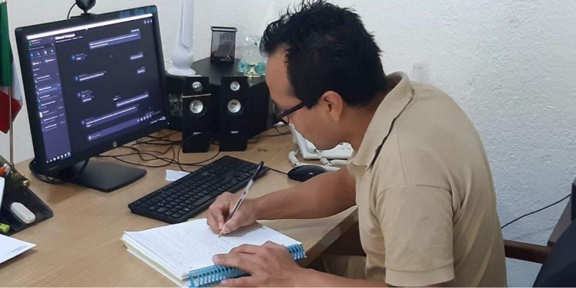 Interno del Reclusorio Sur de CDMX obtiene título en Ingeniería
