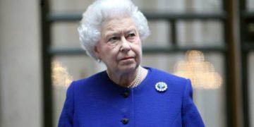 Reina Isabel anciana