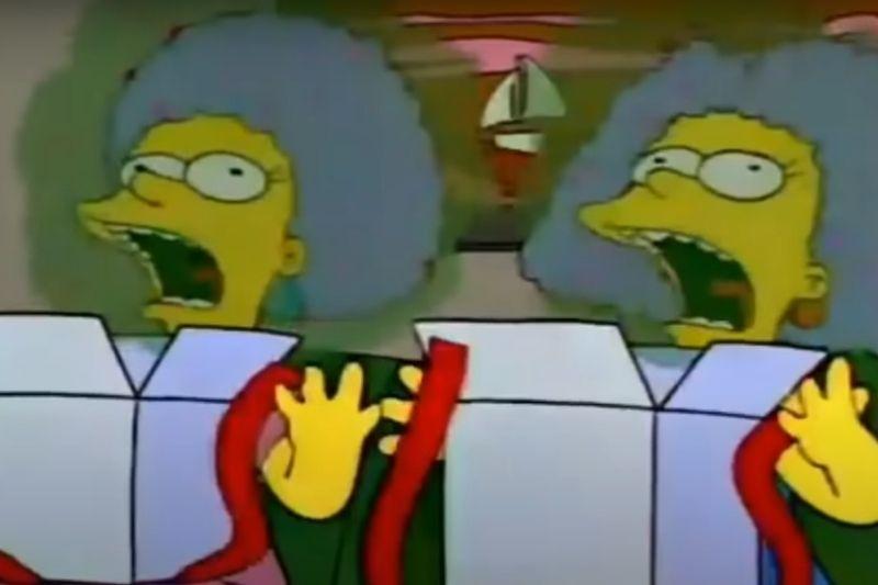 Supuestas predicciones de 'Los Simpson'
