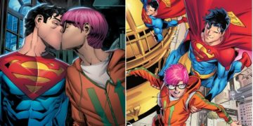 La próxima versión del Superman asumirá un símbolo en apoyo a la diversidad. Foto: DC Comics