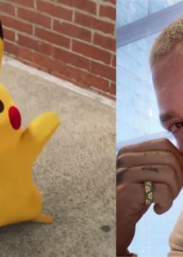 J Balvin dedica canción a Pikachu para celebrar 25 años de Pokémon